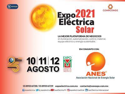 Expo 2021 solar Electrica