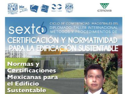 Certificación y Normatividad para la Construcción Sustentable