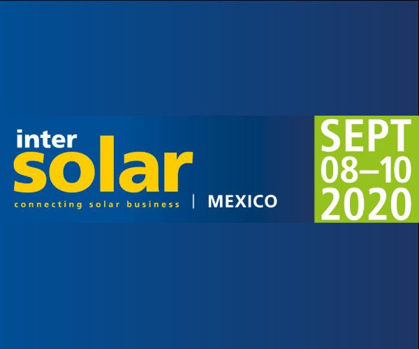 Intersolar Mexico 2020