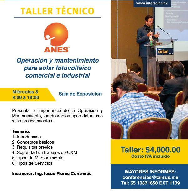 Operación y mantenimiento para solar fotovoltaico comercial e industrial